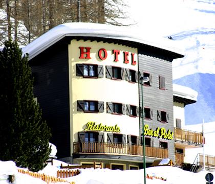 Hotel Al Piolet, Cervinia