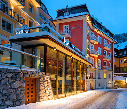 Hotel Post, Bad Gastein
