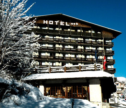 Hotel Prieuré, Chamonix