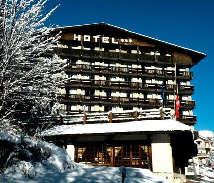 Hotel Prieuré, Chamonix