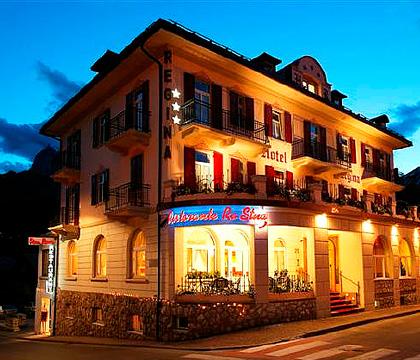 Hotel Regina, Cortina
