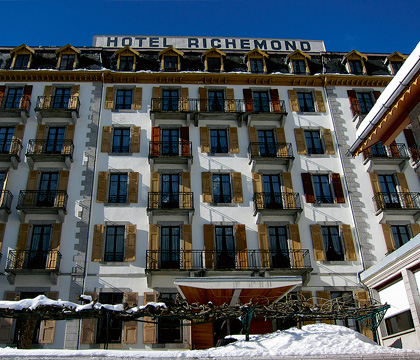 Hotel Richemond, Chamonix