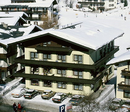 Pension Ripper, Saalbach