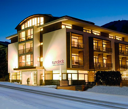 Hotel Rundeck, St Anton