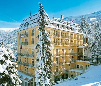 Hotel Salzburger Hof, Bad Gastein