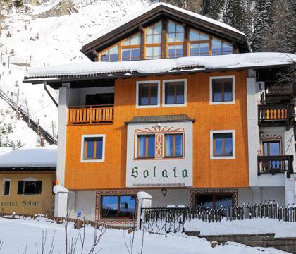 Hotel Solaia, Val Gardena