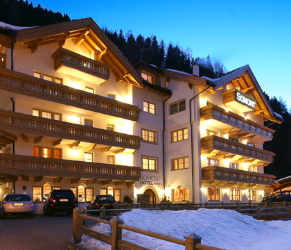 Hotel Somont, Val Gardena