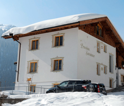 Pension Susanne, St Anton