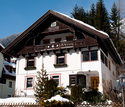 Pension Tirolerfrieden, St Anton