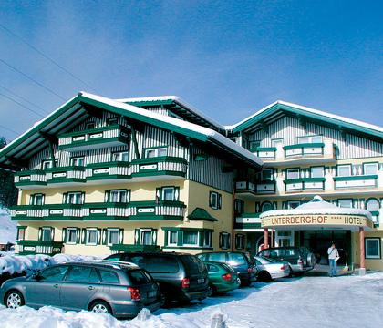 Hotel Unterberghof, Flachau