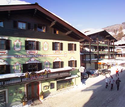 Gasthof Unterwirt, Saalbach