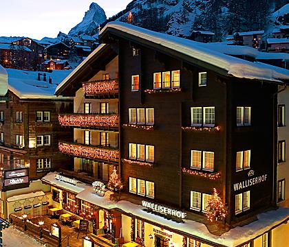 Hotel Walliserhof, Zermatt