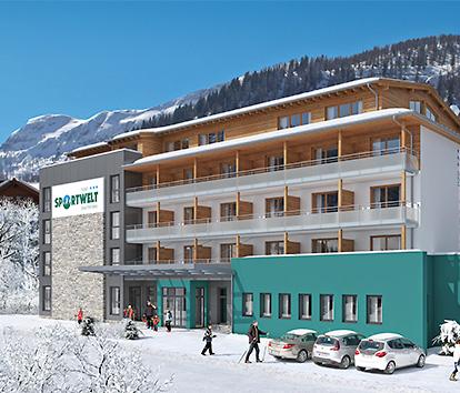 Hotel Sportwelt, Zauchensee