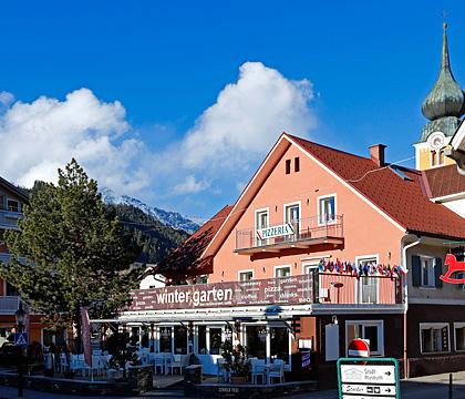Hotel Wintergarten, Schladming