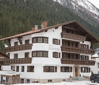 Hotel Garni Anna Zangerl, Ischgl