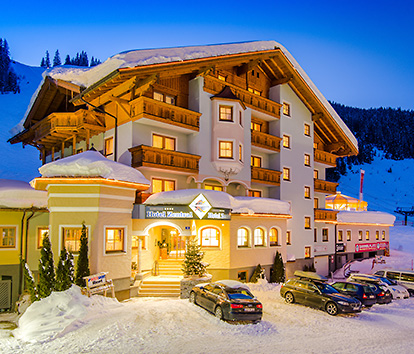 Hotel Zauchensee  Zentral, Zauchensee