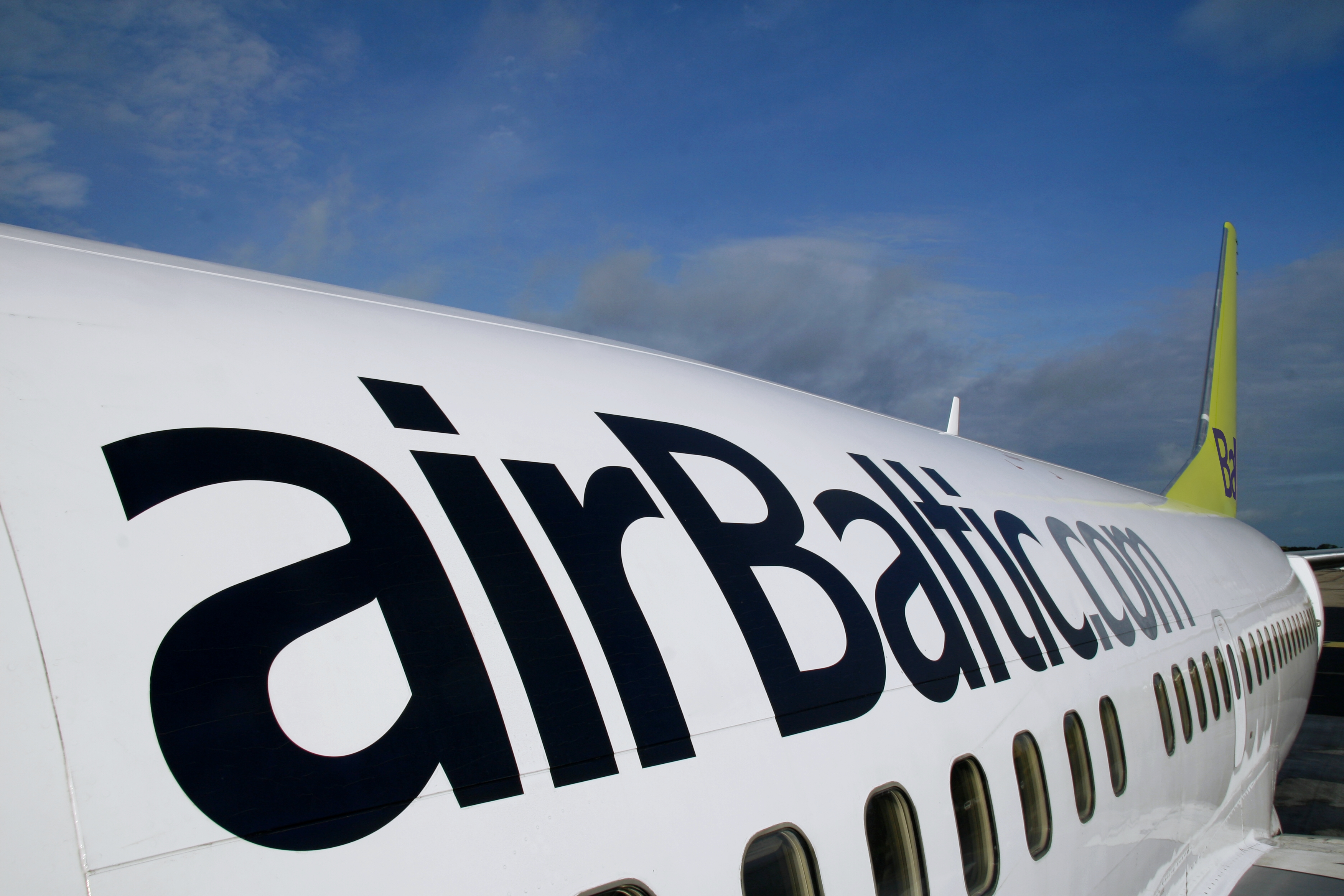 AirBaltic flyselskap