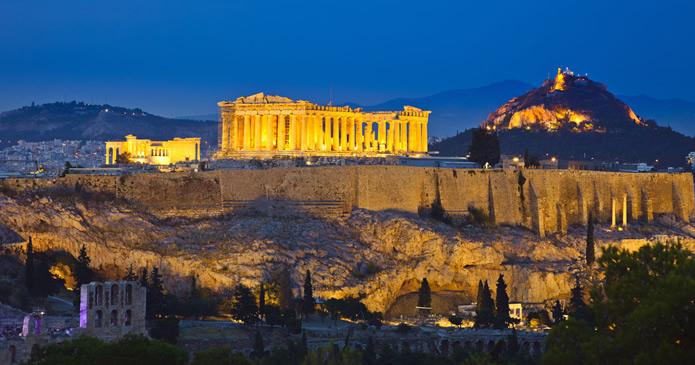 Flybilletter til Athen