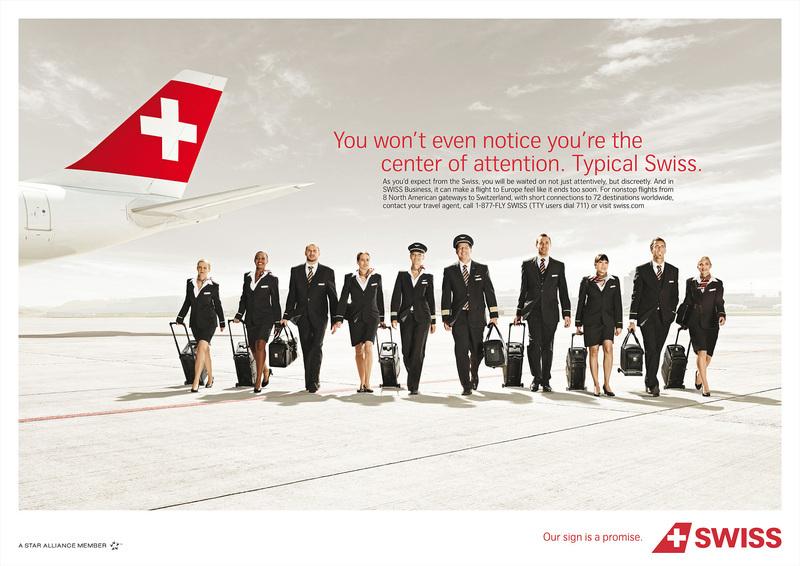 Swiss Airlines flybilletter