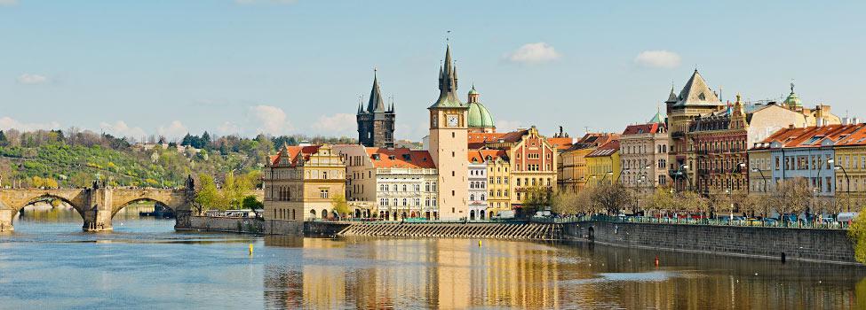Fly til Praha