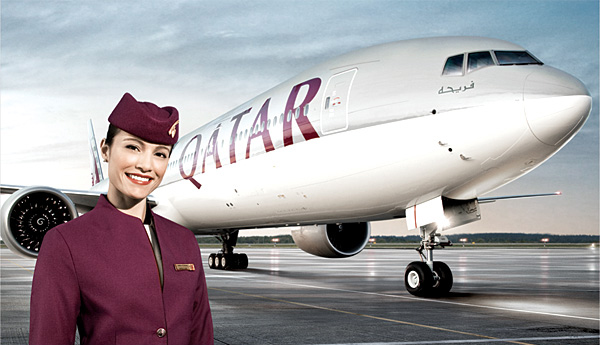 Fly til Thailand med Qatar Airways