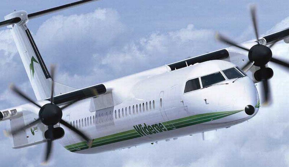 Widerøe Flyselskap