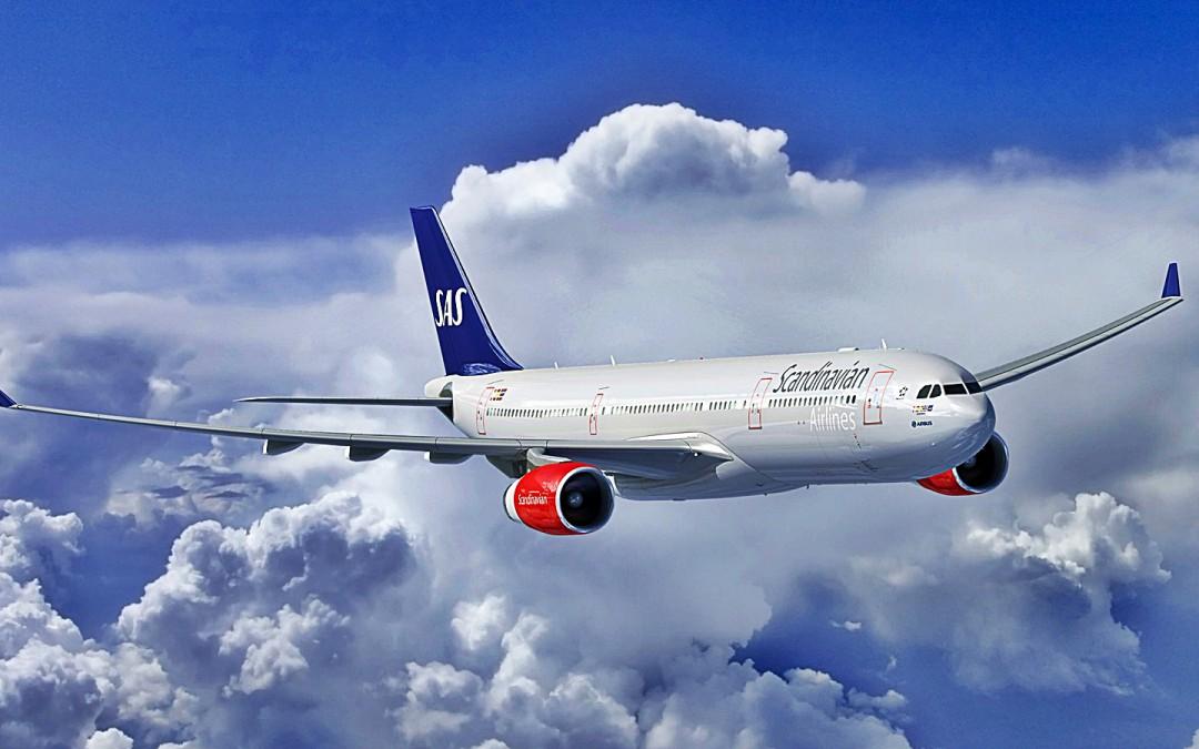 SAS Flybilletter Salzburg