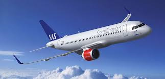 SAS flybilletter London