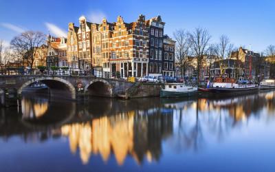 KLM flybilletter til Amsterdam