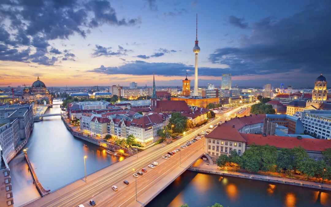 KLM Flybilletter til Berlin