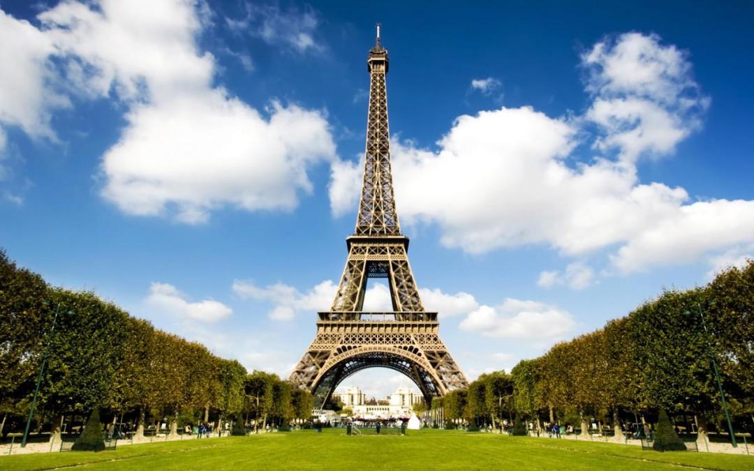 KLM Flybilletter til Paris