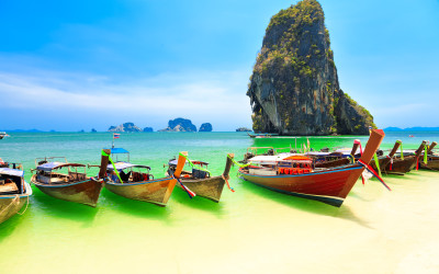 KLM Flybilletter til Thailand