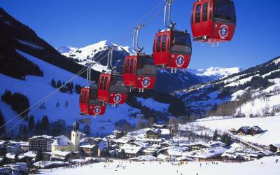 Saalbach – Vinteropplevelse i Alpene
